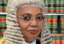 Justice Zainab Bulkachuwa has not been indicted says the DSS