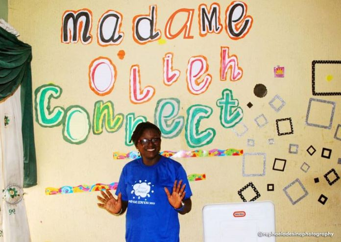 Madame Olieh Connect Easter edition was the fourth since it commenced