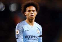Manchester City has rejected a £70m from Bayern Munich for Leroy Sane