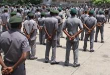 Nigeria Customs Officials