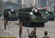 COuntries have urged North Korea against Nuclear weapons