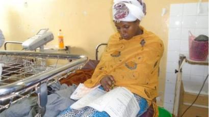 Almaz Derese took three exams at the Karl Mettu hospital in western Ethiopia