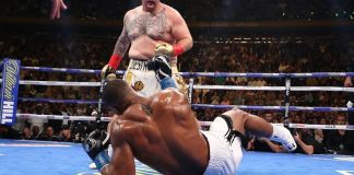 Andy Ruiz Jr downed Anthony Joshua four times before claiming a sensational victory