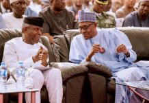 Kano SIP holds special prayers for Buhari and Osinbajo