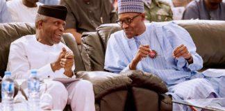 Kano SIP holds special prayers for Buhari and Osinbajo