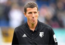 Javi Gracia has been linked as replacement for Maurizio Sarri at Chelsea