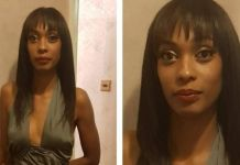 Kelly Mary Fauvrelle was stabbed to death in south London in the early hours of Sunday