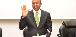 Central Bank of Nigeria (CBN) Governor, Godwin Emefiele announced announces N1.1trn COIVD-19 intervention fund