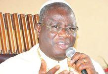 Prelate of Methodist Church Nigeria, His Eminence, Samuel Kanu