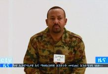 Prime Minister Abiy Ahmed said the chief of staff was killed while preventing a coup