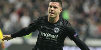 Real Madrid signs Luka Jovic from Eintracht Frankfurt