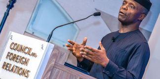 Nigeria's High Commissioner to UK, Mr George Oguntade says Vice President Yemi Osinbajo meets regularly with Muslim and Christian leaders in Nigeria
