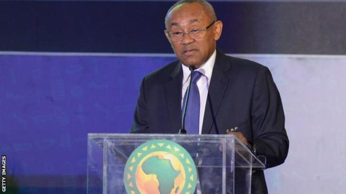 FIFA to probe CAF president Ahmad