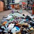 A refuse dumpsite in Lagos state