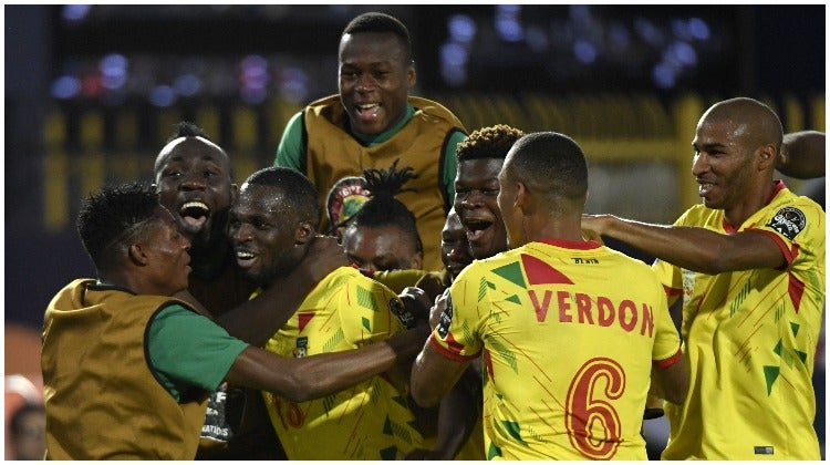 Benin Republic are through to AFCON last 8