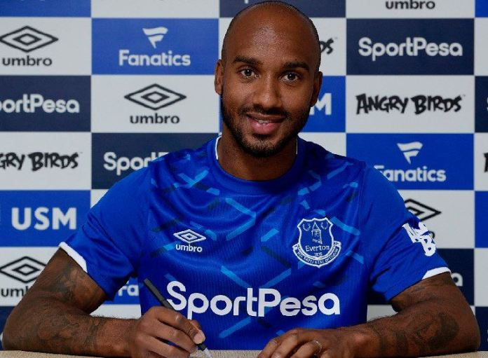Fabian Delph has joined Everton from Manchester United