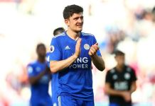 Manchester United willing to pay £70 million to sign Harry Maguire from Leicester City