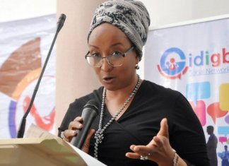 Maryam Uwais is the driving force behind the National Social Investment Programmes