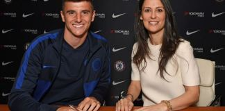Mason Mount has signed a new five-year deal at Chelsea
