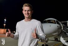 Matthijs de Ligt has arrived Turin ahead of his move to Juventus