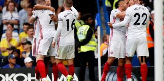 Chelsea blew a two-goal lead to draw Sheffield United at Stamford Bridge