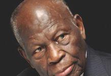 Chief Akintola Williams turned 100 on Friday