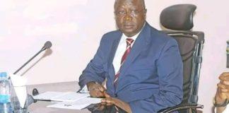 Dr Emmanuel Akabe, Nasarawa state deputy governor