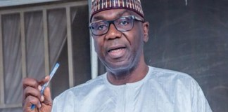 Governor AbdulRahman AbdulRazaq of Kwara ghost workers