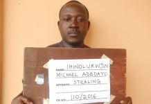 Ihinolurinjon Michael Adedayo