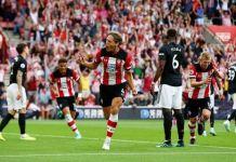 Jannik Vestergaard scored a late goal to help Southampton draw Manchester United