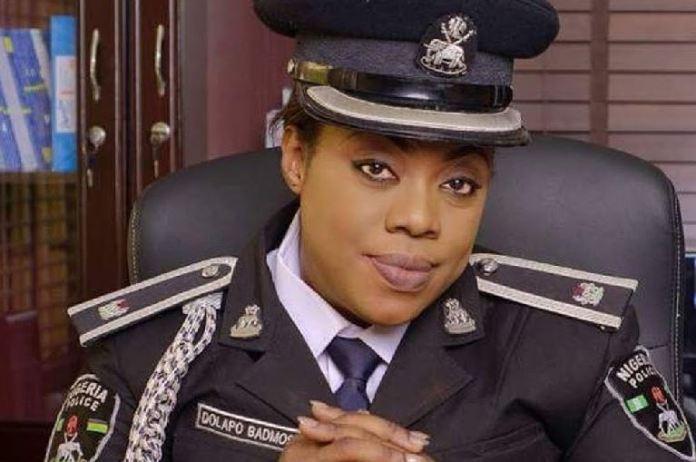 Lagos police spokesperson, Dolapo Badmus