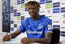 Moise Kean is the fifth signing for Everton in this transfer window