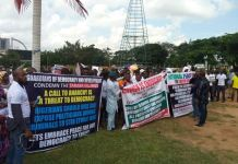 Rally for peace between Tiv and Jukun