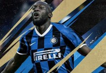 Romelu Lukaku scored the winner for Inter Milan in the Milan derby