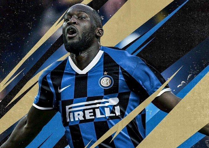 Romelu Lukaku scored the winner for Inter Milan in the Milan derby