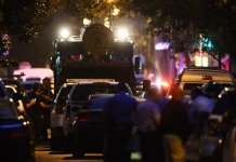 Maurice Hill, 36, shot six police officers in Philadelphia