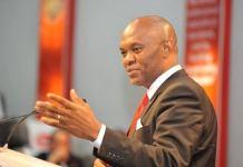 Chairman of United Bank for Africa, UBA, Tony Elumelu