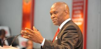 Chairman of United Bank for Africa, UBA, Tony Elumelu