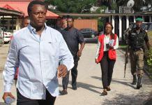 Uyiekpen Giwa-Osagie, Atiku's lawyer has been re-arraigned by EFCC