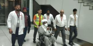 Sheikh Ibrahim El-Zakzaky says he is not comfortable with Indian hospital, seeks return to Nigeria