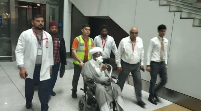 El-Zakzaky not comfortable with Indian hospital, seeks return to Nigeria