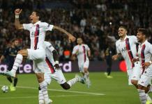 Angel Di Maria scored twice as PSG condemned Real Madrid