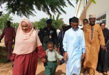 Gov. El-Rufa'i enrols son in public primary school