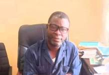 Prof. Gideon Okedayo of Ondo State University of Science and Technology