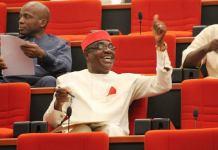 Senator Mao Ohuabunwa represented Abia North in the 8th Senate