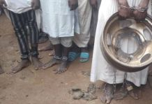 FILE: Some captives in a Kaduna Islamic school kids as young as five years old were freed