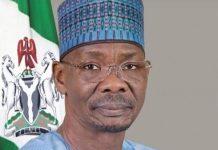 Governor Abdullahi Sule of Nasarawa state