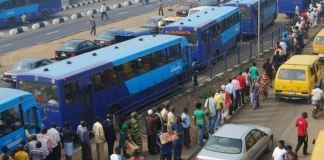 Mr Fola Tinubu has announced an increase in Lagos BRT fares