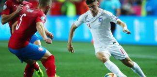 Mason Mount struggled in his first start for England and was replaced by Ross Barkley