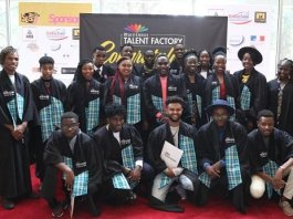 MultiChoice Talent Factory Academy 2019 graduating students